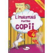 Literatura pentru copii clasa a 4 - a ( editura : Aramis , autor : Olga Piriiala ISBN 978-973-679-891-7 )