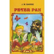 Peter Pan ( editura : Cartex 2000 , autor : J . M . Barrie ISBN 978-973-104-409-5 )