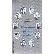 Literatura pentru scolari ( editura : Gama , ISBN 978-973-149-131-8 )