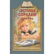 Lecturile copilariei clasa a 3 - a ( editura : Eduard , inv . Lucica Buzenchi ISBN 978-606-571-135-8 )