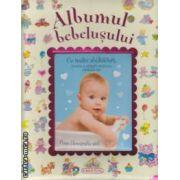 Albumul bebelusului - roz ( editura: Girasol, ISBN 978-606-525-242-4 )