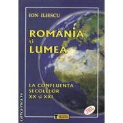 Romania si lumea la confluenta secolelor 20 si 21 ( editura: Tehnica, autor: Ion Iliescu ISBN 978-973-31-2360-6 )