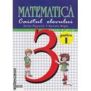 Matematica clasa a III - a, caietul elevului partea I + II (editura: Aramis, autori: Stefan Pacearca, Mariana Mogos ISBN 973-679-250-1 )