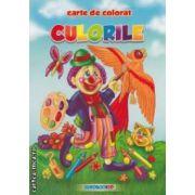 Culorile : carte de colorat ( editura : Eurobookids , autor : Radu Gavrilescu , Serban Andreescu ISBN 978-606-8373-16-4 )