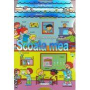 Cuvinte despre: Scoala mea ( editura: Girasol, Ilustratii: Carmen Busquets ISBN 978-606-525-216-5 )