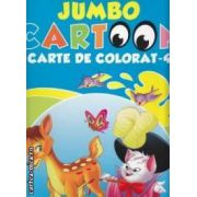 Jumbo cartoon , carte de colorat 4 ( editura : All ISBN 978-606-93161-3-9 )