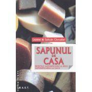 Sapunul de casa . Retetele saponificarii la rece . Saponificarea la cald ( editura : M . A . S . T. , autor Leanne & Sylvain Chevalier ISBN 978-606-649-009-2 )