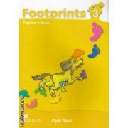 Footprints 3 Teachers Book ( editura: Macmillan, autor: Carol Read ISBN 978-0-2300-1212-7 )
