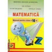 Matematica - manual pentru clasa a VI - a ( editura: Petrion, autor: Ion Petrica, Victor Balseanu, Iaroslav Chebici ISBN 973-9116-27-2 )