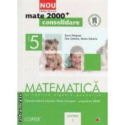 Matematica : aritmetica , algebra , geometrie : clasa a V - a : partea I ( editura : Paralela 45 , autori : Sorin Peligrad , Dan Zaharia , Maria Zaharia ISBN 978-973-47-1480-3 )