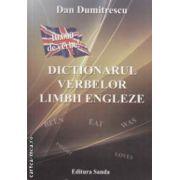 Dictionarul verbelor limbii engleze ( editura : Sanda , autor : Dan Dumitrescu ISBN 978-606-92291-1-8 )