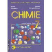 Chimie manual pentru clasa a VII - a ( editura : Sigma , autori : Silvia Stanescu , Rodica Constantinescu ISBN : 973-9077-95-1 )