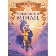 Arhanghelul Mihail: carti oracol ( editura: Adevar Divin, autor: Doreen Virtue ISBN 978-606-8080-43-7 )