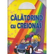 Calatorind cu Creionas ( editura : Aramis , ISBN 978-973-679-911-2 )