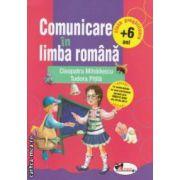 Comunicare in limba romana : clasa pregatitoare + 6 ani ( editura : Aramis , autori : Cleopatra Mihailescu , Tudora Pitila ISBN 9789736799235 )