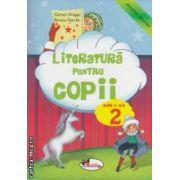 Literatura pentru copii clasa a 2 - a  ( editura : Aramis , autori : Roxana Gavrila , Carmen Dragan ISBN 978-973-679-888-7 )