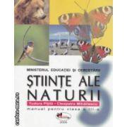 Stiinte ale naturii - manual pentru clasa a III - a ( editura : Aramis , autori : Tudora Pitila , Cleopatra Mihailescu ISBN 973-679-223-4 )