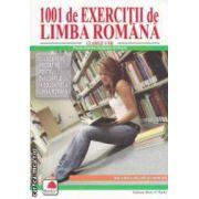 1001 de exercitii de limba romana clasele V - XII ( editura: Books, autori: Paula Viorica, Dragusin Craciun ISBN 978-973-1908-04-5 )