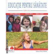 Educatie pentru sanatate : clasa a IV - a ( editura : Books , autori : Gabriela Barbulescu , Steluta Turlea , Daniela Istodor ISBN 978-973-1908-03-8 )