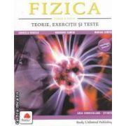 Fizica : clasa a VIII - a : teorie , exercitii si teste ( editura : Books , autori : Gabriela Bancila , Gheorghe Zamfir , Marian Zamfir ISBN 978-973-88467-6-0 )
