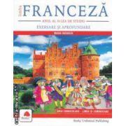 Limba franceza - Anul al II - lea de studiu : exersare si aprofundare ( editura : Books , autor : Magda Dragusin ISBN 978-973-878-13-6-8 )