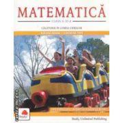 Matematica : clasa a III - a , calatorie in lumea cifrelor ( editura : Books , autori : Mariana Dogaru , Florentina Popa ISBN 9789738781399 )