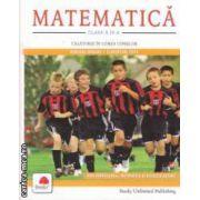 Matematica : clasa a IV - a : calatorie in lumea cifrelor ( editura : Books , autori : Mariana Dogaru , Florentina Popa ISBN 9789738781382 )
