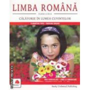 Limba romana : clasa a III - a : calatorie in lumea cuvintelor ( editura : Books , autori : Florentina Popa , Mariana Dogaru ISBN 9789738846708 )
