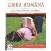 Limba romana : clasa a IV - a : calatorie in lumea cuvintelor ( editura : Books , autori : Florentina Popa , Mariana Dogaru ISBN 978-973-88467-1-5 )