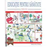 Educatie pentru sanatate : clasa a II - a ( editura : Prior & Books , autori : Gabriela Barbulescu , Steluta Turlea ISBN 978-973-1908-01-4 )
