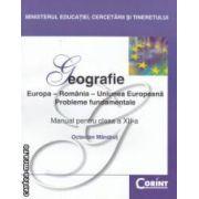 Geografie manual pentru clasa a XII - a ( editura : Corint , autor : Octavian Mandrut ISBN 978-973-135-367-8 )
