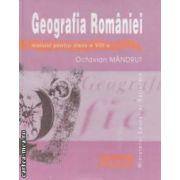Geografia Romaniei : manual pentru clasa a VIII - a ( editura : Corint , autor : Octavian Mandrut ISBN 978-973-135-315-9 )