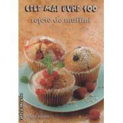 Cele mai bune 100 retete de muffini ( editura: Elektra, ISBN 978-973-1779-05-8 )