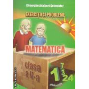 Matematica : exercitii si probleme pentru clasa a V - a ( editura : Hyperion , autor : Gheorghe Adalbert Schneider ISBN 978-973-9395-85-4)