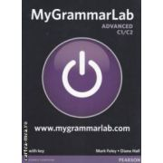 MyGrammarLab Advanced C1 / C2 with key ( editura: Longman, autori: Mark Foley, Diane Hall ISBN 9781408299111 )