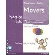 Young Learners English Movers Practice Tests Plus Teacher 's Guide + CD Multi Rom Pack( editura: Longman, autor: Rosemary Aravanis ISBN 9781408299418 )