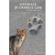 Animale si urmele lor ( editura : M . A  . S . T . , autor : Lars - Henrik Olsen ISBN 978-606-649-010-8 )