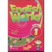 English World 1 DVD - ROM ( editura: Macmillan, ISBN 978-0-230-03224-8 )
