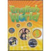 English World 3 DVD - ROM ( editura: Macmillan, ISBN 978-0-230-03226-2 )