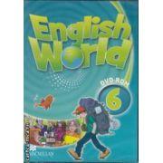 English World 6 DVD - ROM ( editura: Macmillan, ISBN 978-0-230-03229-3 )