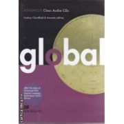 Global Advanced: Class Audio CD ( editura: Macmillan, autori: Lindsay Clandfield & Amanda Jeffries ISBN 978-0-230-03331-3 )