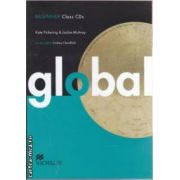 Global Beginner: Class CD ( editura: Macmillan, autori: Kate Pickering & Jackie McAvoy ISBN 978-0-230-03286-6 )