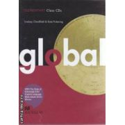 Global Elementary: Class CD ( editura: Macmillan, autor: Lindsay Clandfield & Kate Pickering ISBN 978-0-230-03295-8 )