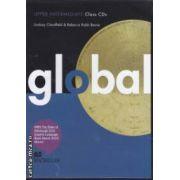 Global Upper Intermediate: Class Audio CDs ( editura: Macmillan, autori: Lindsay Clandfield & Rebecca Robb Benne ISBN 978-0-230-03322-1 )