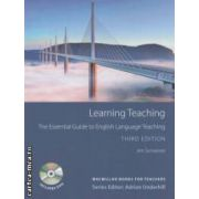 Learning Teaching - The Essential Guide to English Language Teaching: includes DVD ( editura: Macmillan, autor: Jim Scrivener ISBN 978-0-230-72984-1 )