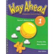 Way Ahead 1 Teachers Resource Book ( editura: Macmillan, autor: Printha Ellis, Mary Bowen ISBN 978-1-4050-6414-9 )