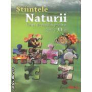 Stiintele naturii - caiet de studiu pentru clasa a III - a ( editura : Trend , autori : Aneta Proorocu , Alexandrina Dumitru , Rodica Kirsteuer ISBN 978-606-8370-06-4 )