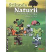 Stiintele naturii - caiet de studiu pentru clasa a IV - a ( editura: Trend, autori: Aneta Proorocu, Viorica Broasca ISBN 978-606-8370-07-1 )