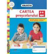 Cartea prescolarului: 5 - 6 ani ( editura: CD Press, autor: Roxana Haiden ISBN 978-606-528-145-5 )