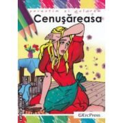 Cenusareasa - povestim si coloram ( editura : Erc Press , ISBN 978-606-602-201-9 )